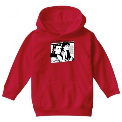 Stranger Youth Youth Hoodie