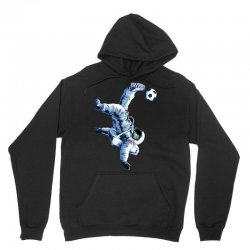 """""""buzz aldrin"""" always sounded like a sports name Unisex Hoodie 