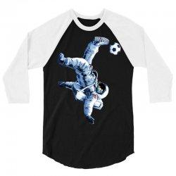 """buzz aldrin"" always sounded like a sports name 3/4 Sleeve Shirt | Artistshot"