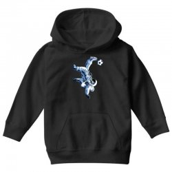 """""""buzz aldrin"""" always sounded like a sports name Youth Hoodie 