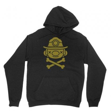 Spelunky   Miner Unisex Hoodie Designed By Mdk Art