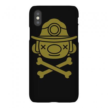 Spelunky   Miner Iphonex Case Designed By Mdk Art