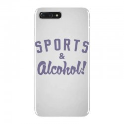 sports and alcohol! iPhone 7 Plus Case | Artistshot
