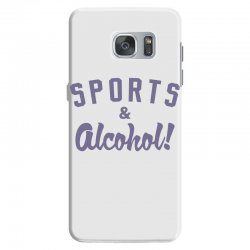 sports and alcohol! Samsung Galaxy S7 Case | Artistshot