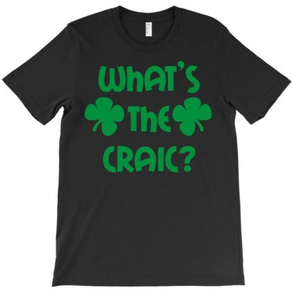 St Patricks Day T-shirt Designed By Mdk Art