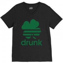 st patricks day drunk V-Neck Tee | Artistshot