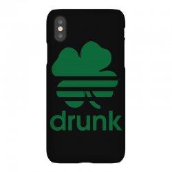 st patricks day drunk iPhoneX Case | Artistshot