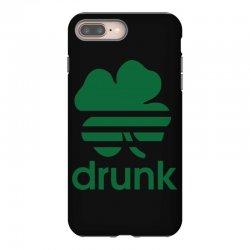 st patricks day drunk iPhone 8 Plus Case | Artistshot