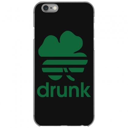 St Patricks Day Drunk Iphone 6/6s Case Designed By Mdk Art