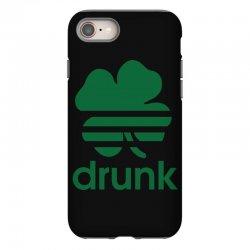 st patricks day drunk iPhone 8 Case | Artistshot