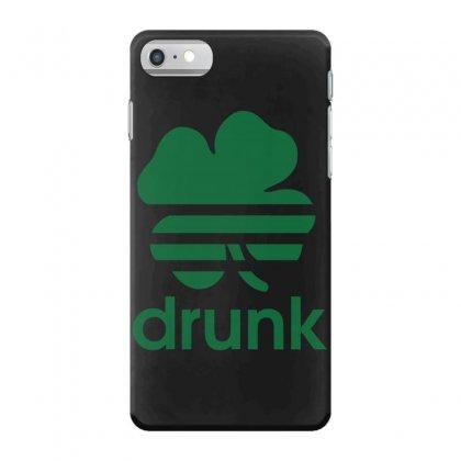 St Patricks Day Drunk Iphone 7 Case Designed By Mdk Art