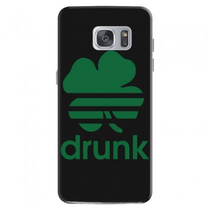 St Patricks Day Drunk Samsung Galaxy S7 Case Designed By Mdk Art