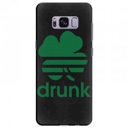 st patricks day drunk Samsung Galaxy S8 Plus Case | Artistshot