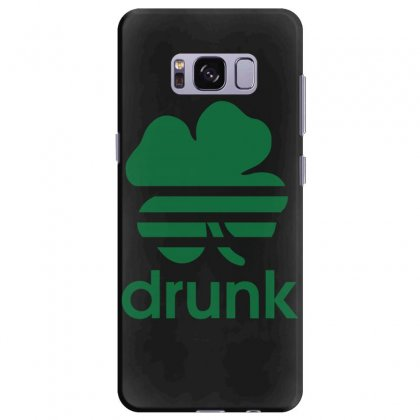 St Patricks Day Drunk Samsung Galaxy S8 Plus Case Designed By Mdk Art