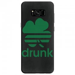 st patricks day drunk Samsung Galaxy S8 Case | Artistshot