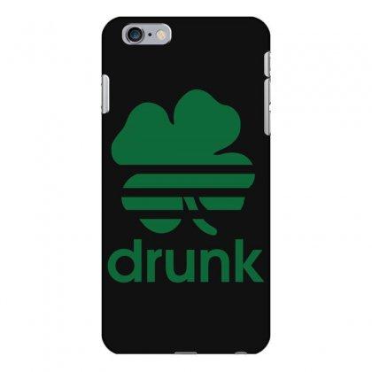 St Patricks Day Drunk Iphone 6 Plus/6s Plus Case Designed By Mdk Art