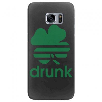 St Patricks Day Drunk Samsung Galaxy S7 Edge Case Designed By Mdk Art