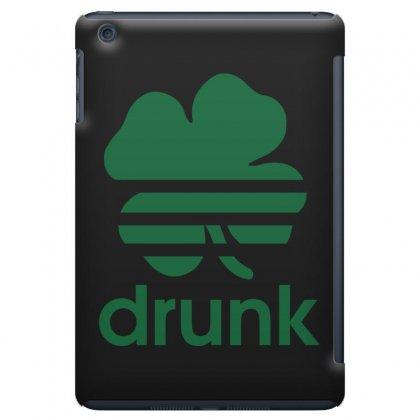 St Patricks Day Drunk Ipad Mini Case Designed By Mdk Art