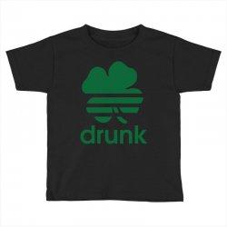 st patricks day drunk Toddler T-shirt | Artistshot