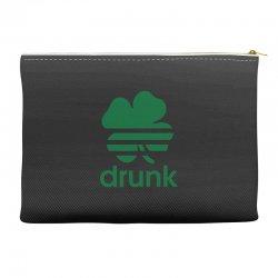 st patricks day drunk Accessory Pouches | Artistshot