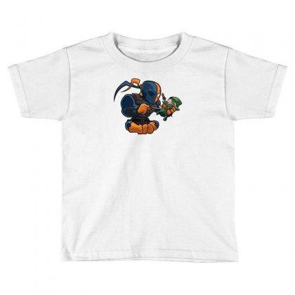 Stabby Stabby Stabby Toddler T-shirt Designed By Mdk Art