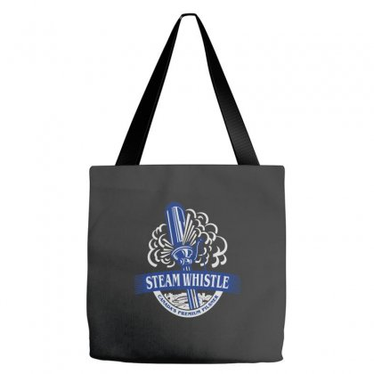 Steam Whistle Tote Bags Designed By Mdk Art