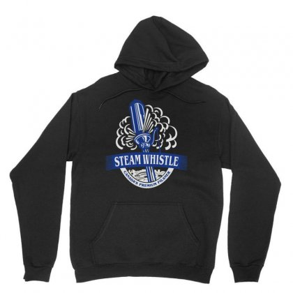 Steam Whistle Unisex Hoodie Designed By Mdk Art