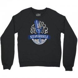steam whistle Crewneck Sweatshirt | Artistshot