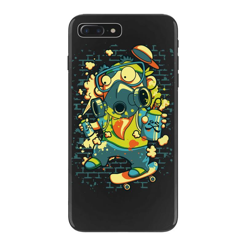 Street Artist Iphone 7 Plus Case. By Artistshot