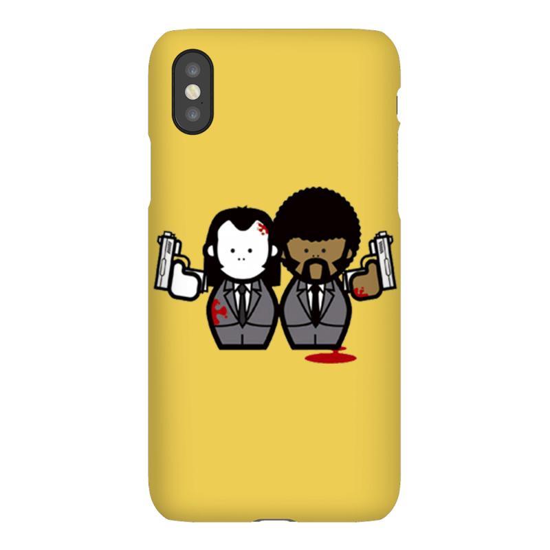 Pulp Fiction 2 Minimalist iphone case