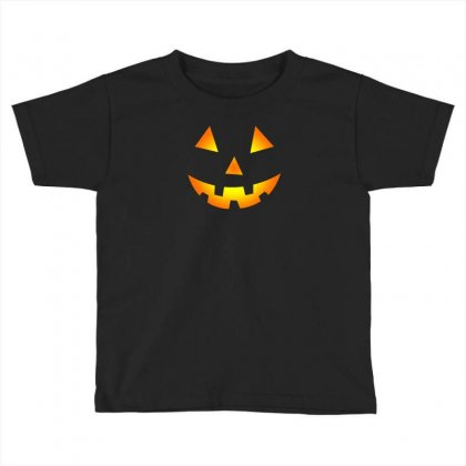 Halloween Toddler T-shirt Designed By Rendratedjo