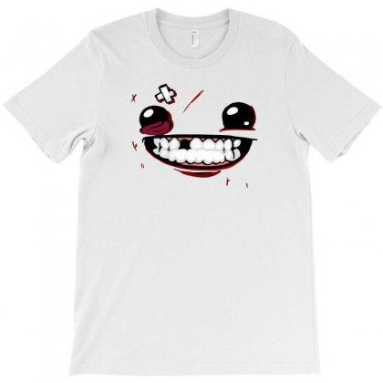 Super Meat Boy T-shirt Designed By Mdk Art