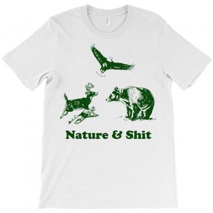 Nature T-shirt Designed By Rendratedjo