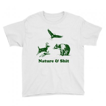 Nature Youth Tee Designed By Rendratedjo