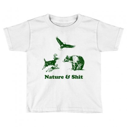 Nature Toddler T-shirt Designed By Rendratedjo