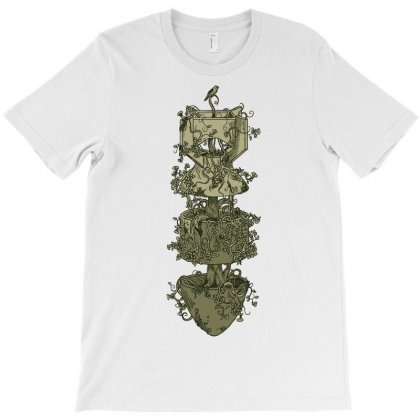 Nature Conquers All T-shirt Designed By Rendratedjo