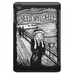 scream for coffee iPad Mini Case | Artistshot