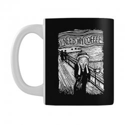 scream for coffee Mug | Artistshot