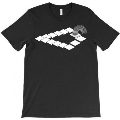 Slinky Heaven T-shirt Designed By Rendratedjo