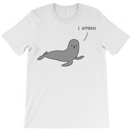 Seal Of Approval T-shirt Designed By Rendratedjo