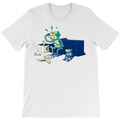 Some Assembly Required T-shirt Designed By Rendratedjo