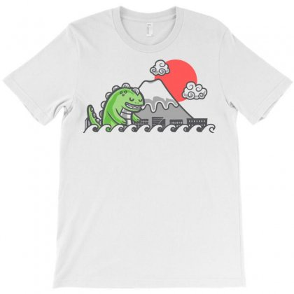 Big Trouble In Small Japan T-shirt Designed By Rendratedjo