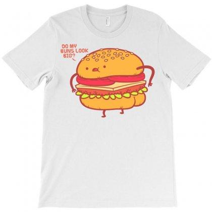 Big Buns T-shirt Designed By Rendratedjo