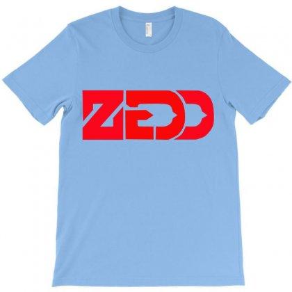 Zedd T-shirt Designed By Hntllc
