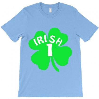 Irish 1 T-shirt Designed By Hntllc