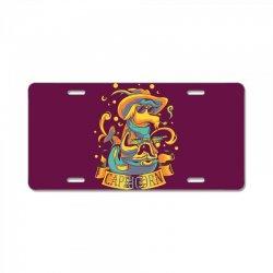 FUNNY ZODIAC SIGNS CAPRICORN License Plate | Artistshot
