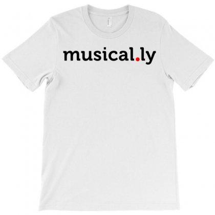 Musical Ly T-shirt Designed By Mdk Art