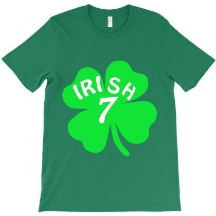 Irish 7 T-shirt Designed By Hntllc