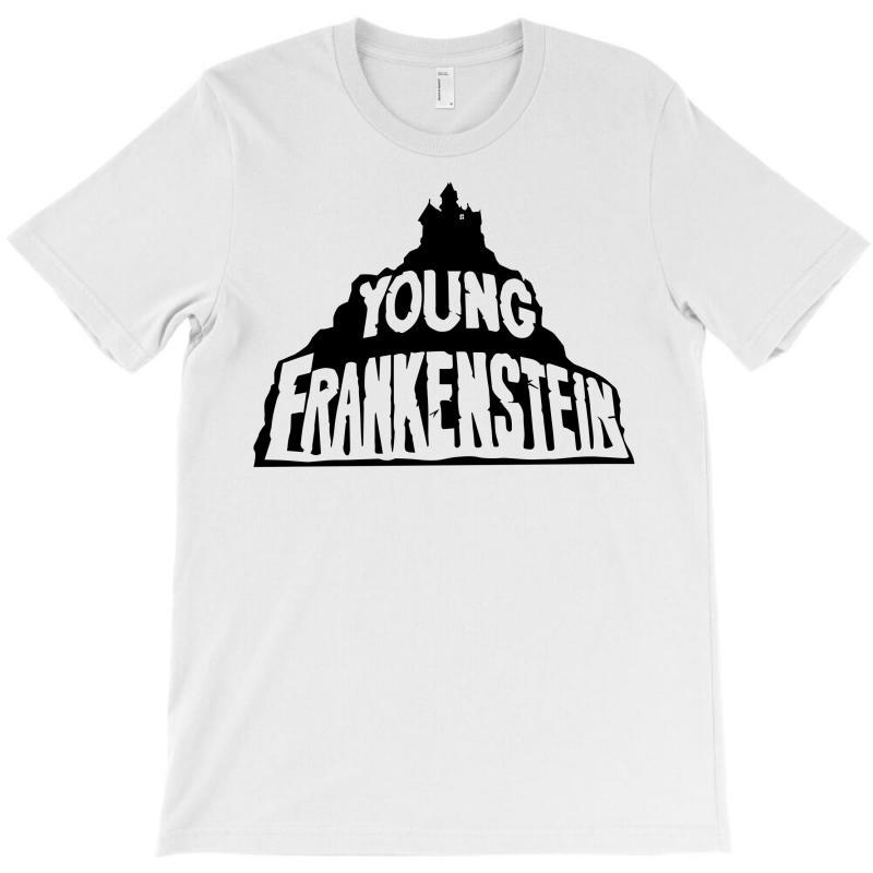 ab084dfc Custom Young Frankenstein T-shirt By Mdk Art - Artistshot