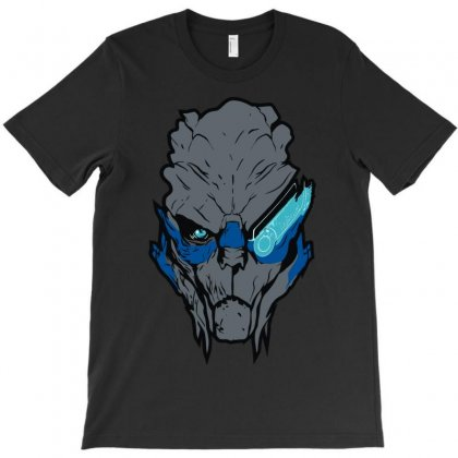 The Archangel Of Omega T-shirt Designed By Mdk Art